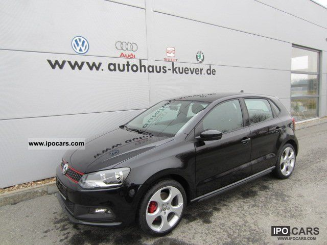 2012 Volkswagen  Polo GTI DSG navigation Limousine Used vehicle photo