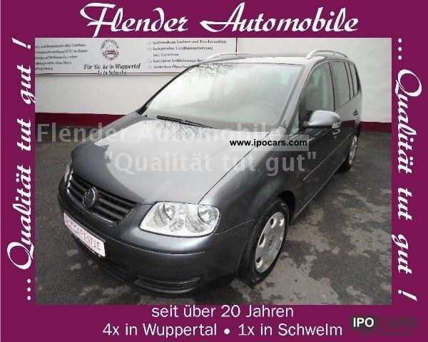 2004 Volkswagen  FSI Touran 1.6 Trendline Van / Minibus Used vehicle photo