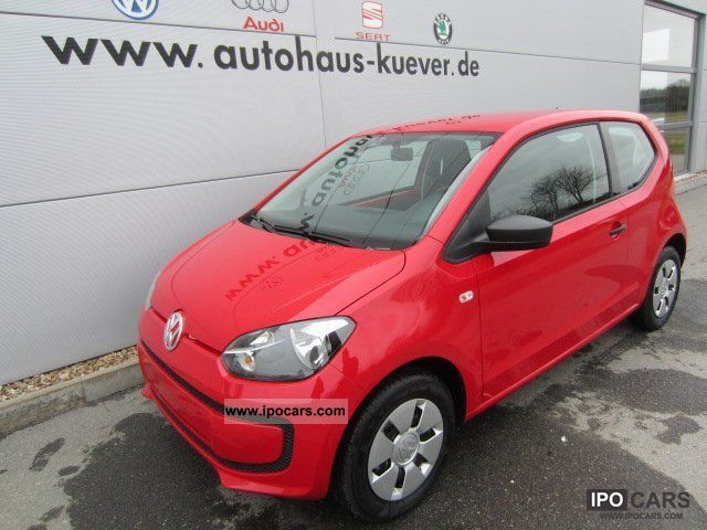2012 Volkswagen  up! 1.0 take up! Climate Small Car Used vehicle photo