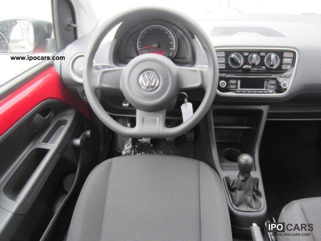 2012 volkswagen up 1 0 take up climate car photo and specs. Black Bedroom Furniture Sets. Home Design Ideas