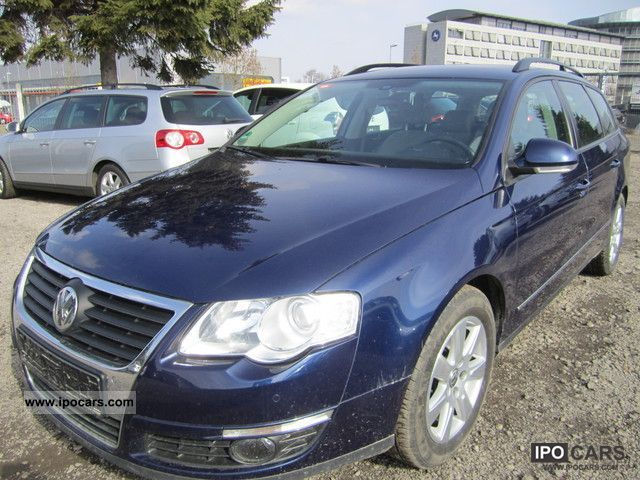 2010 Volkswagen  Passat 2.0TDI Sportline / Navi / APC / Business-Pak Estate Car Used vehicle photo