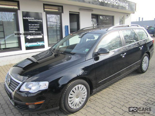 2009 Volkswagen  Passat 2.0TDI BlueMotion / Business-Paket/PDC Estate Car Used vehicle photo