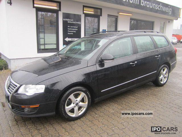 2008 Volkswagen  Passat 1.9 TDI BlueMotion / Navi / Climatronic Estate Car Used vehicle photo