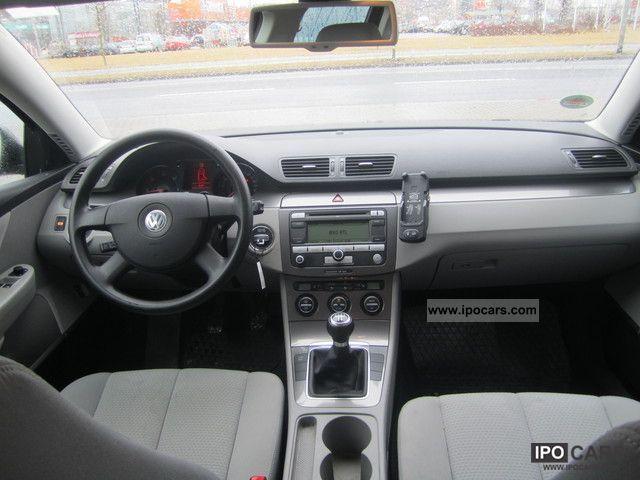 2008 Volkswagen Passat 1 9 Tdi Bluemotion Navi