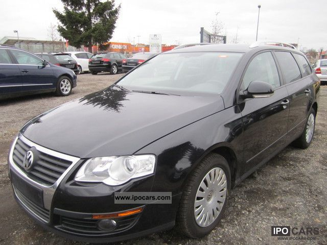 2008 Volkswagen  Passat 1.8 TSI Tiptronic NaviPLUS / PDC / SHZ Estate Car Used vehicle photo