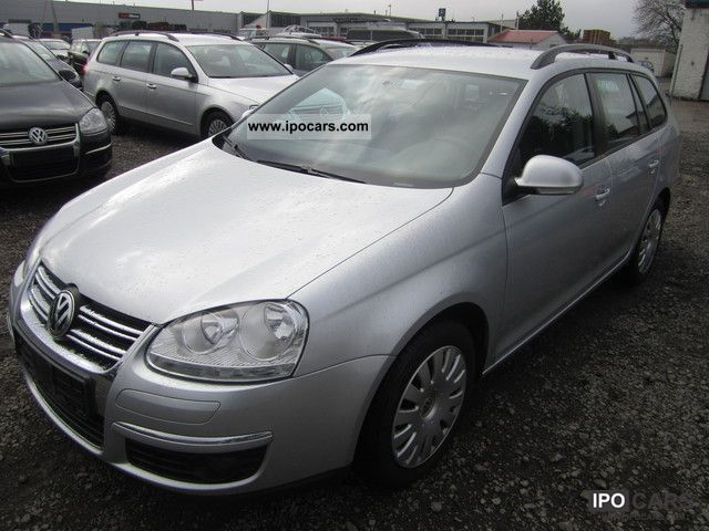 2007 Volkswagen  Golf 5 1.9 TDI / Air Estate Car Used vehicle photo