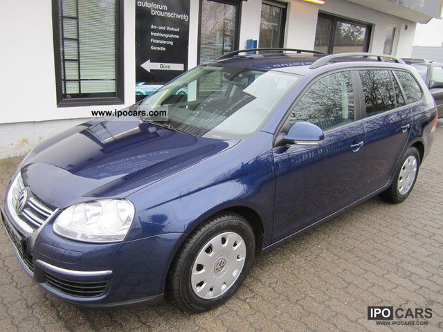 2009 Volkswagen  Golf 5 1.9 TDI / climate / winter package Estate Car Used vehicle photo