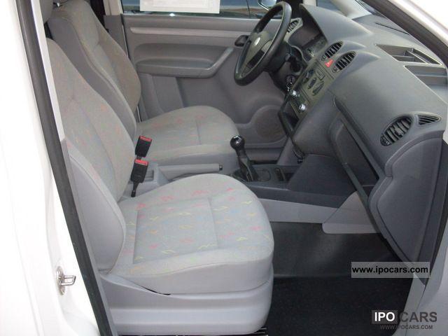 2008 Volkswagen Caddy Sdi Rear Hinged Door 4 Ski