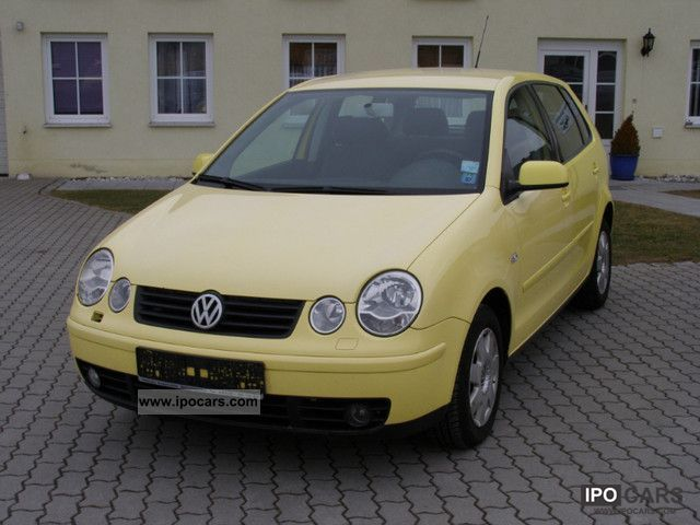 2002 Volkswagen  Polo 1.4 Highline Small Car Used vehicle photo