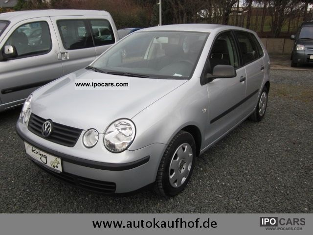 2004 volkswagen polo 1 2 car photo and specs. Black Bedroom Furniture Sets. Home Design Ideas