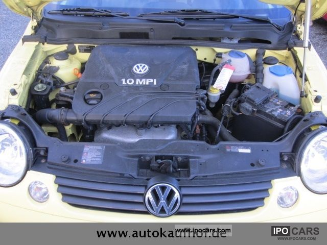 2003 volkswagen lupo 1 0 princeton top summer u winterr der car photo and specs. Black Bedroom Furniture Sets. Home Design Ideas