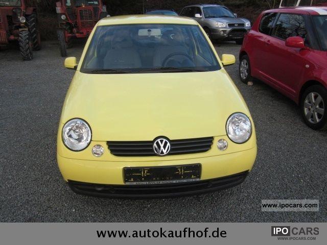 2003 volkswagen lupo 1 0 princeton top summer u winterr der car photo and specs. Black Bedroom Furniture Sets. Home Design Ideas