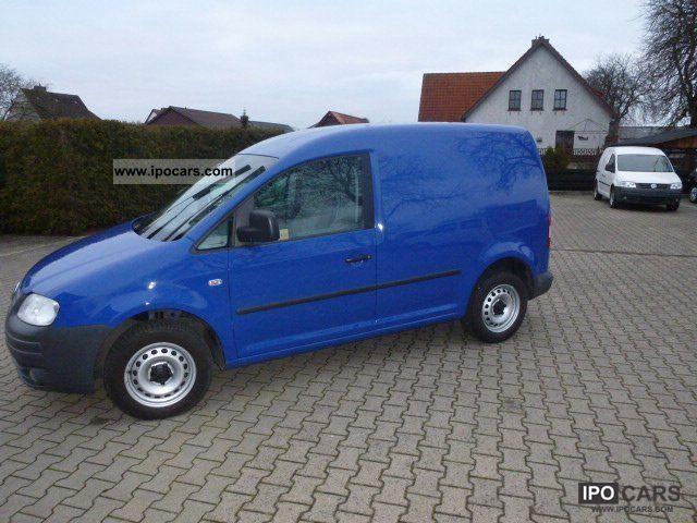 2007 volkswagen caddy 1 9 tdi van radio car photo and specs. Black Bedroom Furniture Sets. Home Design Ideas