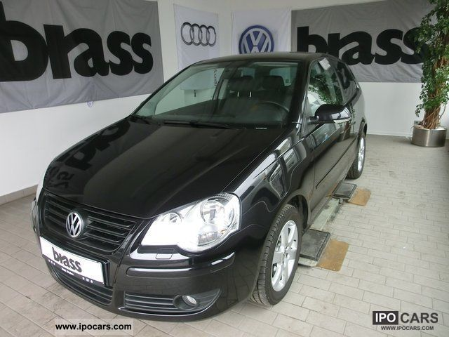2008 Volkswagen  United Polo 1.4 Polo 1.4 Limousine Used vehicle photo