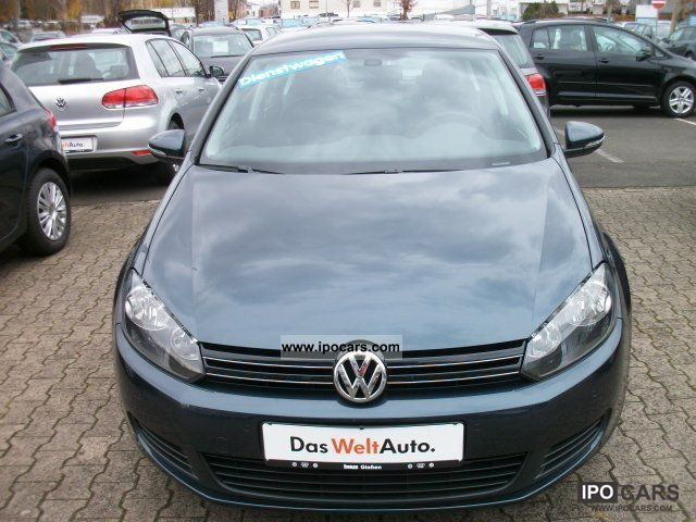 2010 Volkswagen  Golf Comfortline 1.2 TSI Golf VI 1.2 TSI Limousine Used vehicle photo