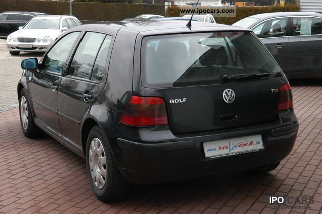2002 volkswagen golf 4 1 9 tdi 2 hand climate. Black Bedroom Furniture Sets. Home Design Ideas