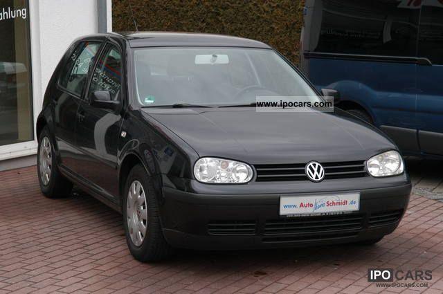 2002 volkswagen golf 4 1 9 tdi 2 hand climate checkbook gepfl car photo and specs. Black Bedroom Furniture Sets. Home Design Ideas