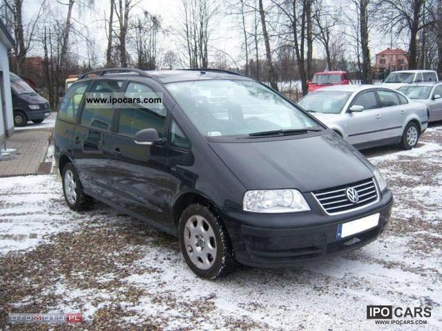 2005 Volkswagen  Sharan 1.9 TDI Van / Minibus Used vehicle photo