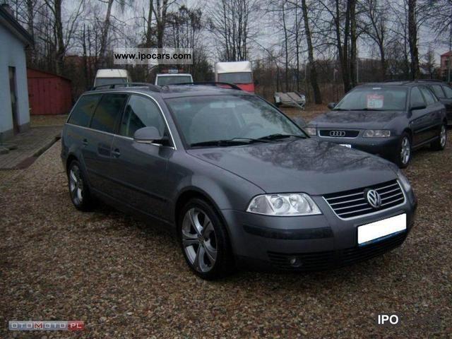 2005 Volkswagen  Passat Estate Car Used vehicle photo