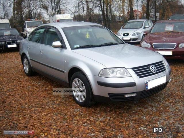 Volkswagen  Passat MOŻLIWA ZAMIANA! 2001 Liquefied Petroleum Gas Cars (LPG, GPL, propane) photo