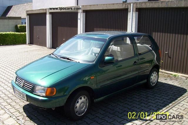 1995 volkswagen polo 45 car photo and specs. Black Bedroom Furniture Sets. Home Design Ideas