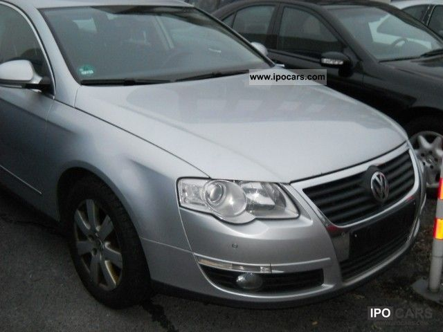 2006 Volkswagen  Passat 2.0 TDI Highline Estate Car Used vehicle photo