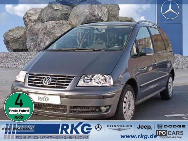 2010 Volkswagen  Sharan 2.0 TDI BLUEMOTION, 2xSCHIEBETÜR, Van / Minibus Used vehicle photo