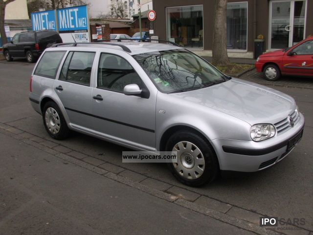 2003 Volkswagen  Ocean Golf Variant 1.6 # # # # AIR Estate Car Used vehicle photo