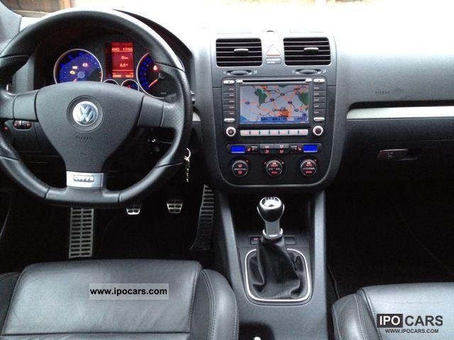 2006 Volkswagen Golf Gti Leather Navigation Dvd 8x