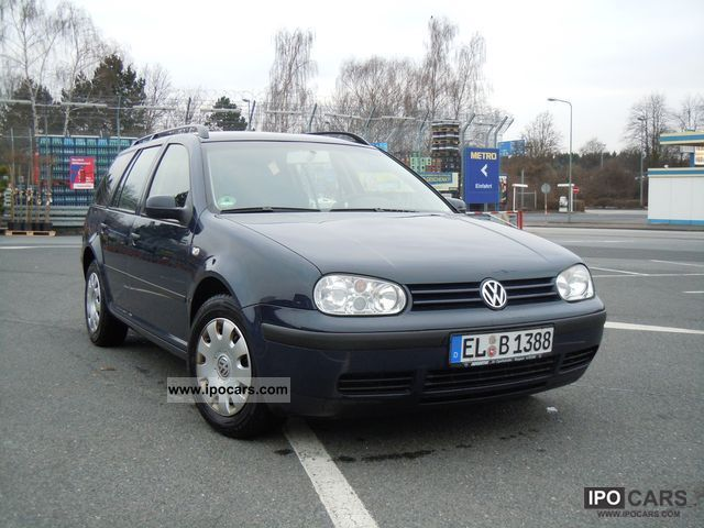 Volkswagen  Golf Variant 2.0 BI FUEL 2002 Compressed Natural Gas Cars (CNG, methane, CH4) photo