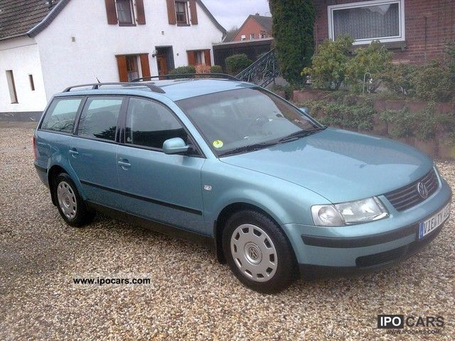 2000 Volkswagen  Passat Variant 1.9 TDI Trendline Estate Car Used vehicle photo