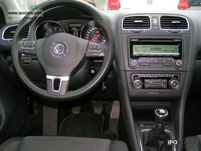 2009 Volkswagen Golf Vi 1 8 Tsi Comfortline Model Action