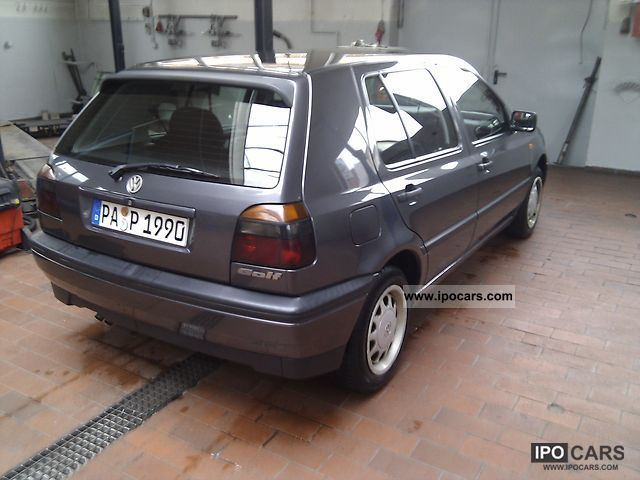 Volkswagen Golf Gl Automatic Lgw