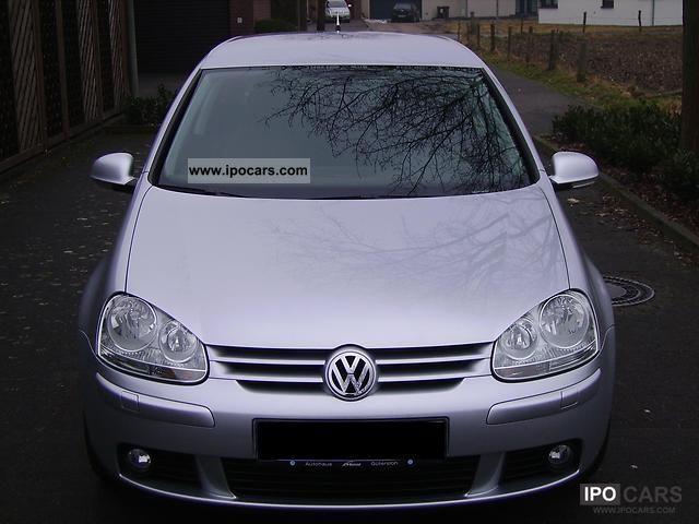 2007 Volkswagen  Golf 1.4 United Limousine Used vehicle photo