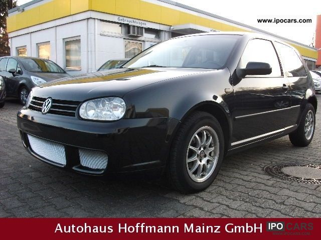 1999 Volkswagen Golf 1 6 Climate 15 Inch Rims Car