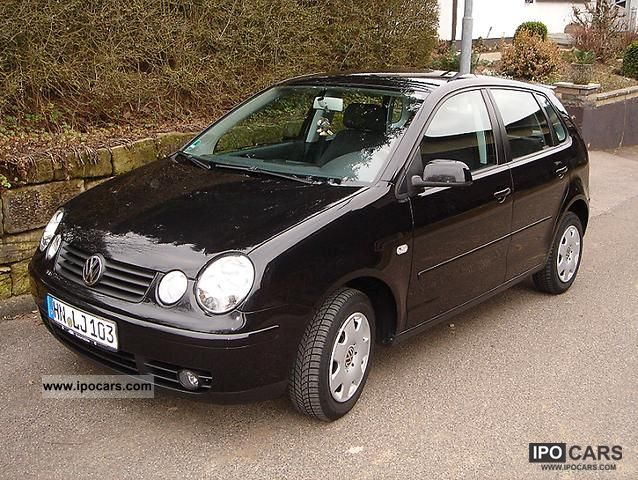 2005 volkswagen polo 1 4 comfortline car photo and specs. Black Bedroom Furniture Sets. Home Design Ideas
