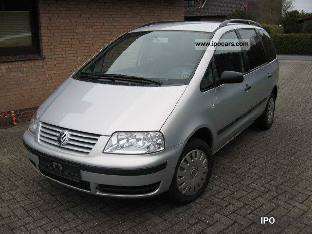2002 Volkswagen  Sharan 1.9 TDI Family Van / Minibus Used vehicle photo
