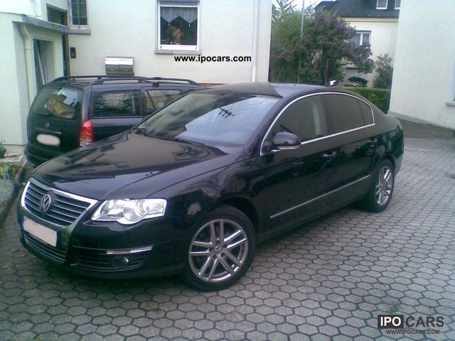 2006 Volkswagen  Passat 1.6 FSI Comfortline Limousine Used vehicle photo