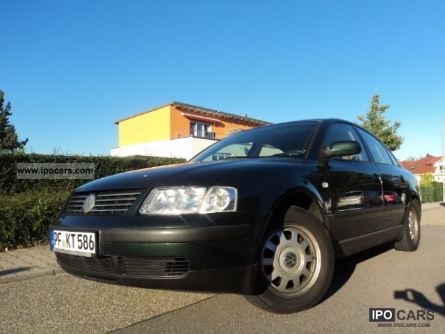 Volkswagen  Passat 1.8 5V Turbo * petroleum gas (LPG * Airco * PDC 1996 Liquefied Petroleum Gas Cars (LPG, GPL, propane) photo