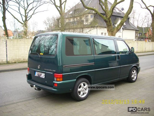 Volkswagen  Caravelle VR6 GL Autm 2L3. 1997 Liquefied Petroleum Gas Cars (LPG, GPL, propane) photo