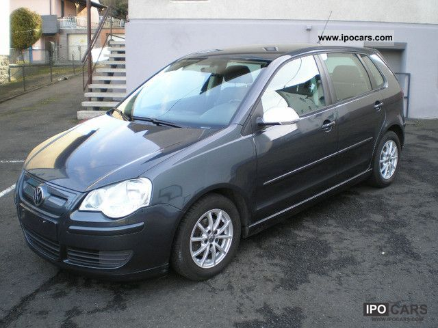2008 volkswagen polo 1 4 tdi bluemotion 80 hp 4 doors top car photo and specs. Black Bedroom Furniture Sets. Home Design Ideas