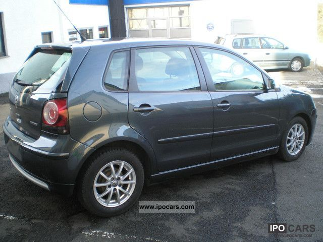 2008 volkswagen polo 1 4 tdi bluemotion 80 hp 4 doors. Black Bedroom Furniture Sets. Home Design Ideas