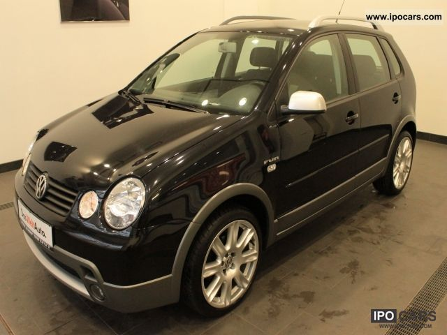 2004 volkswagen polo fun 1 4 16v heated seats climate control car photo and specs. Black Bedroom Furniture Sets. Home Design Ideas