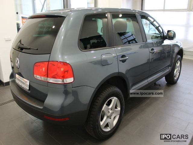 2005 volkswagen touareg r5 tdi 128kw dpf sunroof car photo and specs. Black Bedroom Furniture Sets. Home Design Ideas