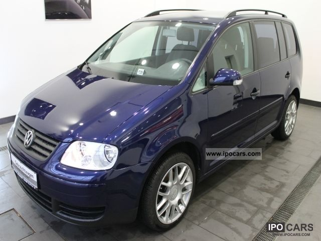 2005 Volkswagen  Cruise Line Concept Touran 1.6 75kW / Climatic Van / Minibus Used vehicle photo