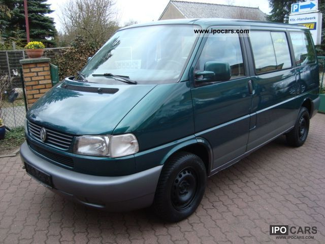 1996 volkswagen t4 multivan 2 4 d allstar t v au new car photo and specs. Black Bedroom Furniture Sets. Home Design Ideas