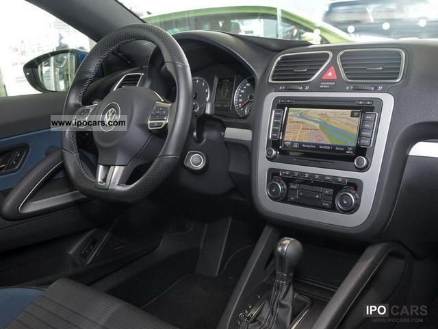 2010 Volkswagen Scirocco 1 4 TSI DSG SPORT, RNS 510, camera