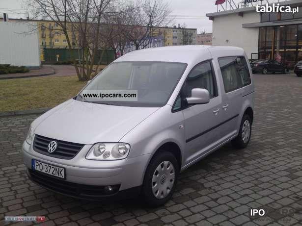 2010 Volkswagen  Caddy Van / Minibus Used vehicle photo