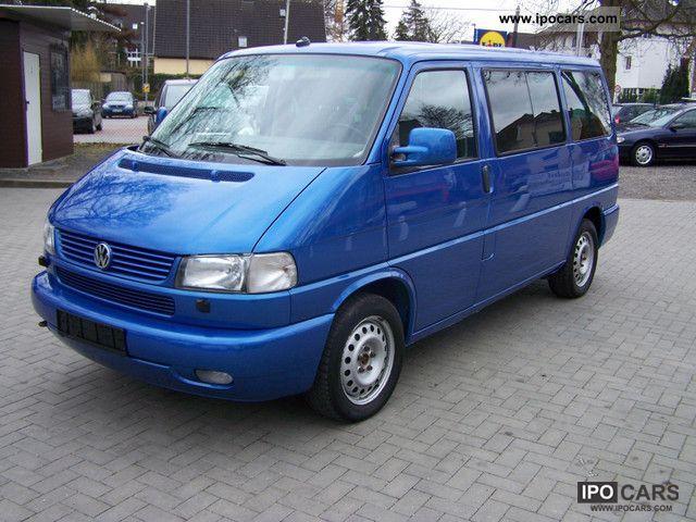 2000 Volkswagen  T4 Multivan TDI DPF NAVI Atlantis GR. STANDHZG. Van / Minibus Used vehicle photo