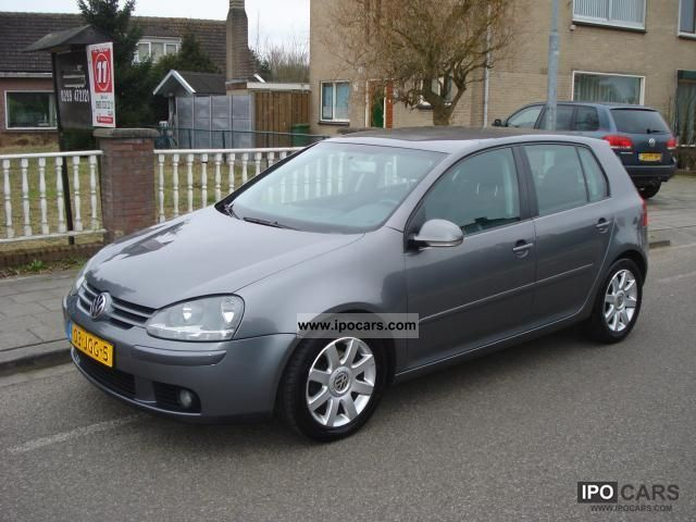 2009 Volkswagen  Golf 1.9 TDI Comfortline Small Car Used vehicle photo